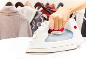 Hemd bügeln