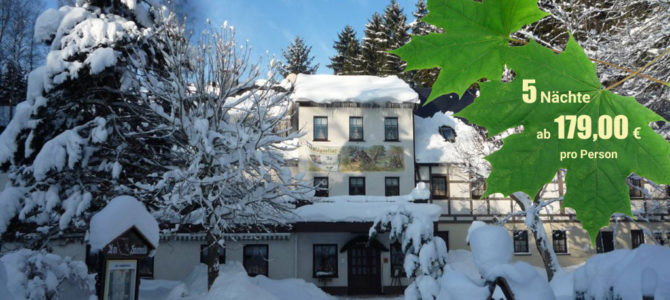 Eine Woche im Winter Wunderland